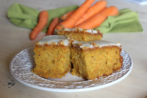 This Carrot Cake with Cream Cheese Icing is my absolute #1! Luscious and moist with wonderful carrot flavor!