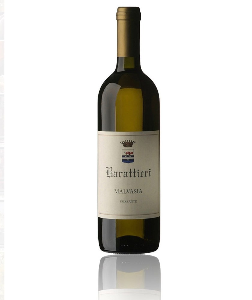 Azienda Barattieri sparking wine made with Malvasia Candia Aromatica grape