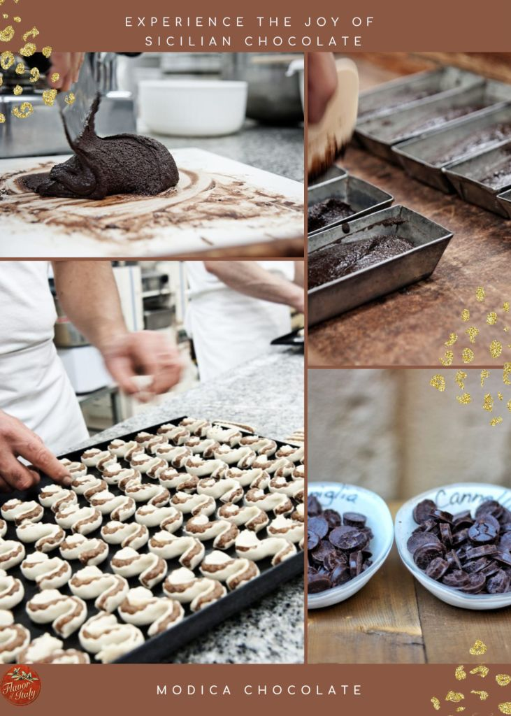 The secrets from a 6th generation chocolate maker in Modica Sicily