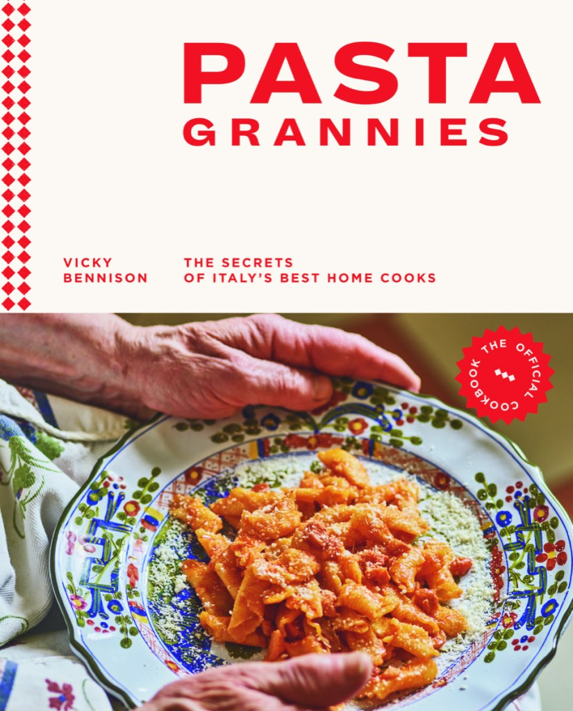 Pasta Grannies cookbook