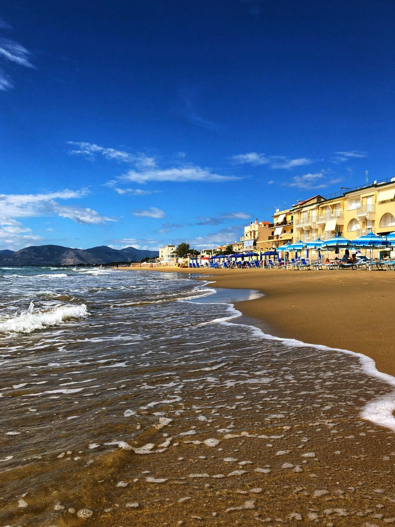 Sperlonga is one of Italy's best beaches near Rome