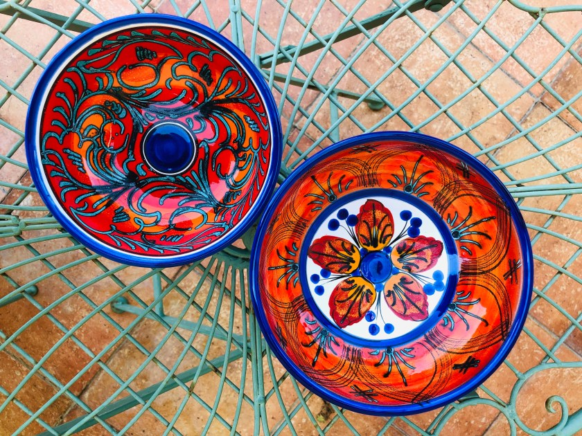 Gorgeous hand-painted Sicilian ceramics and the three best places to buy them!