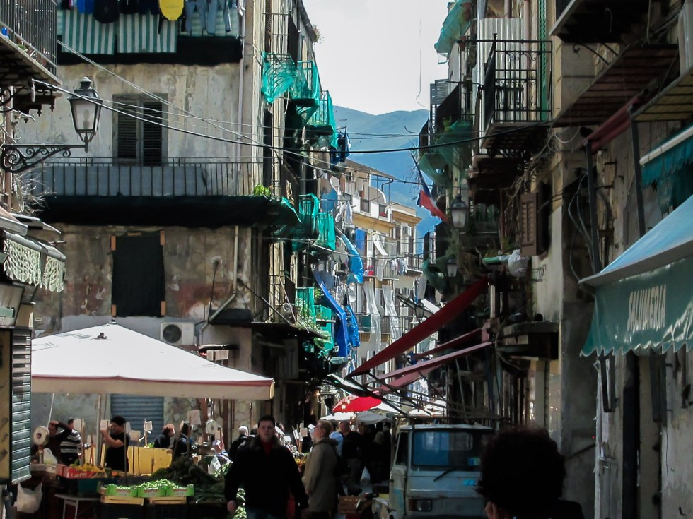 The amazing Palermo center and fabulous markets
