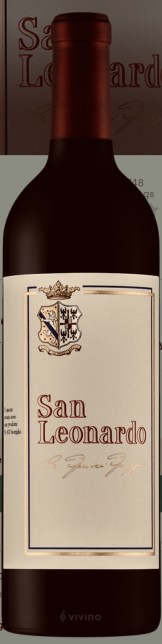 San Leonardo estate wines in the Trentino-Alto Adige region