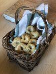 Homemade Taralli from Puglia