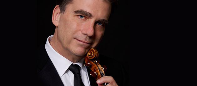 Bobby McDuffie and his Guarneri del Gesù violin