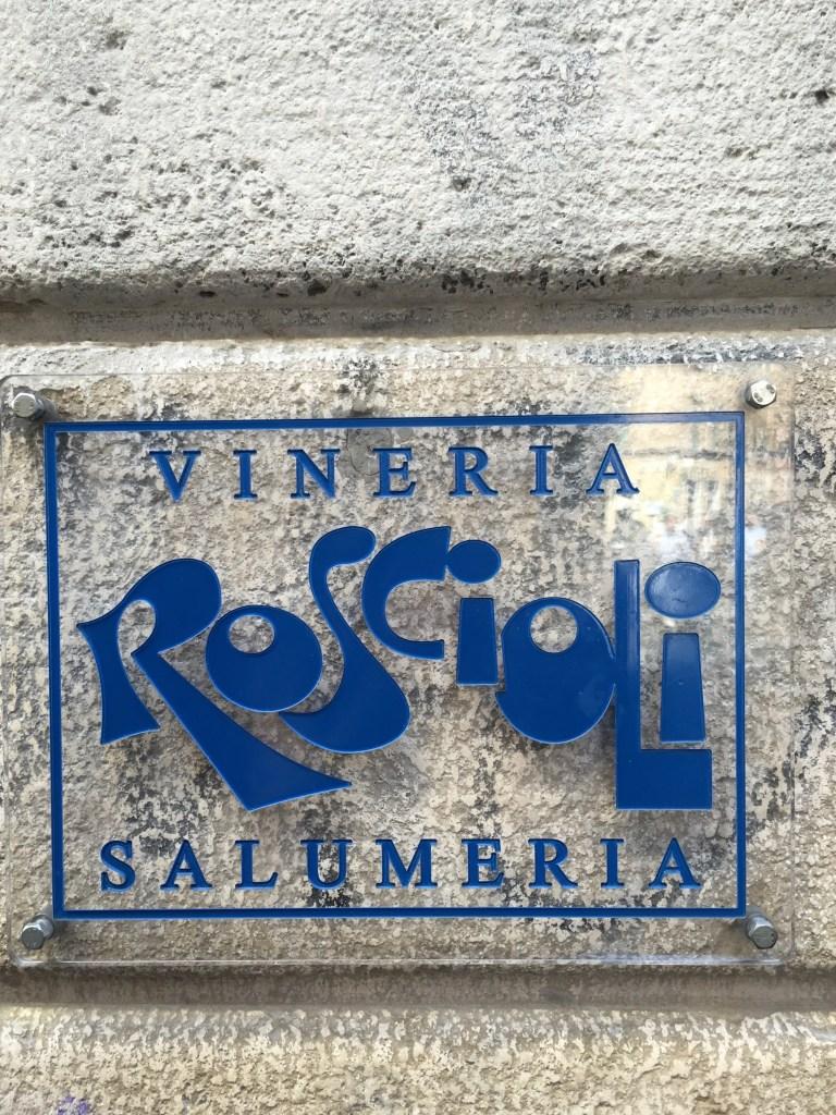 Roscioli Salumeria, Rome