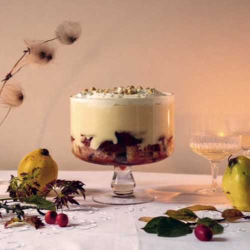 Quince trifle FEATURED