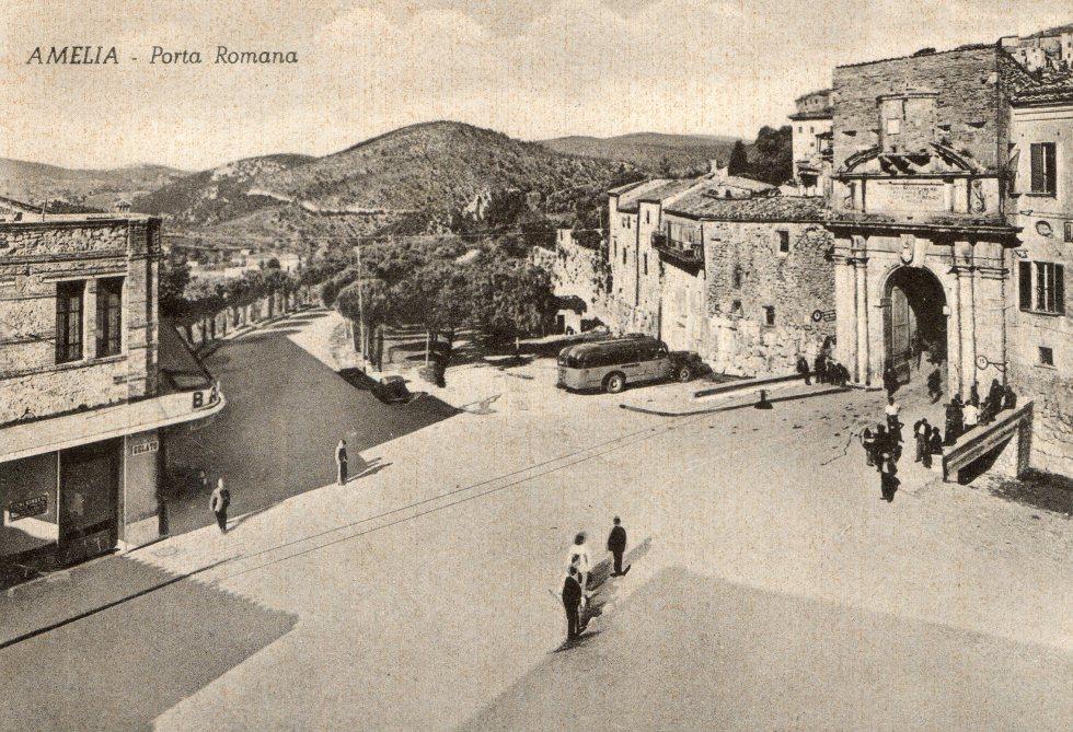 Amelia - Porta Romana