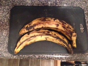 unpeeled fresh plantains
