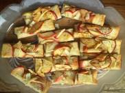 Delicious Apple Onion Focaccia Bread