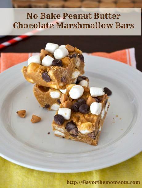 marshmallow bars