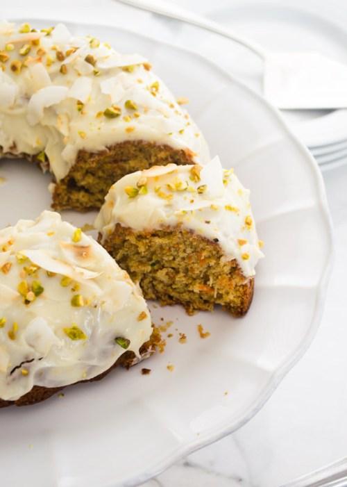 zucchini-carrot-bundt-cake-with-orange-cream-cheese-glaze3 | flavorthemoments.com
