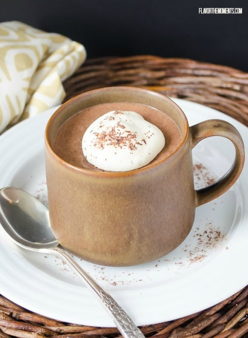 chocolate-mocha-mousse2 | flavorthemoments.com
