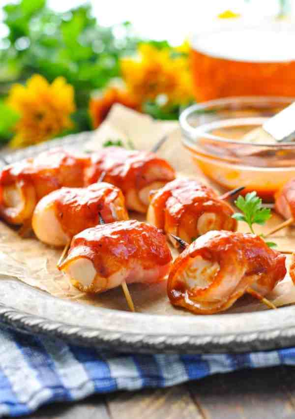 3-Ingredient-Bacon-Wrapped-Chicken-Bites-9