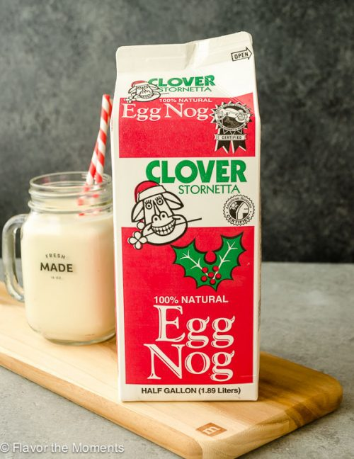 Clover Stornetta Farms Eggnog