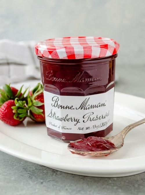 Bonne Maman Strawberry Preserves1