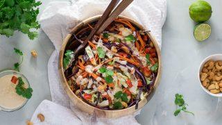 Keto Cabbage Salad