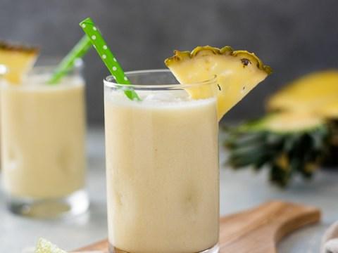 Piña Colada Smoothie - Flavor the Moments