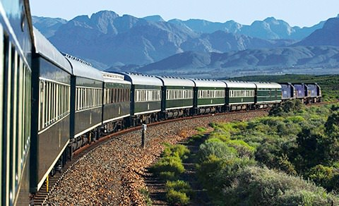 """Rovos Rail """"Pride of Africa"""""""