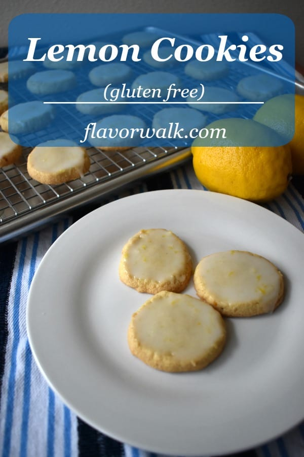 Lemon Cookies with Lemon Glaze are light, lemony, and bursting with flavor! The fresh lemon juice and zest. along with the glaze, gives these cookies a perfect balance of sweet and tart!!