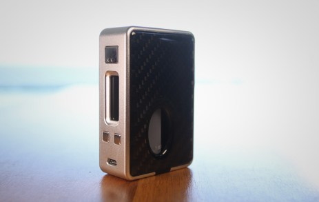 The Hcigar VT Inbox DNA75 Squonker