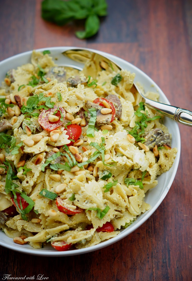 Pesto Nudelsalat6