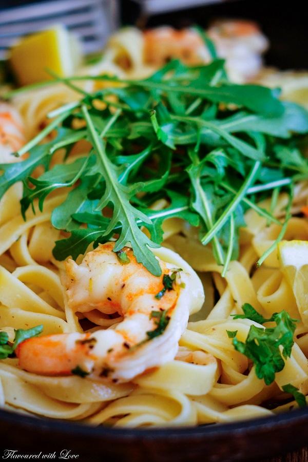Spaghetti Scampi3.k
