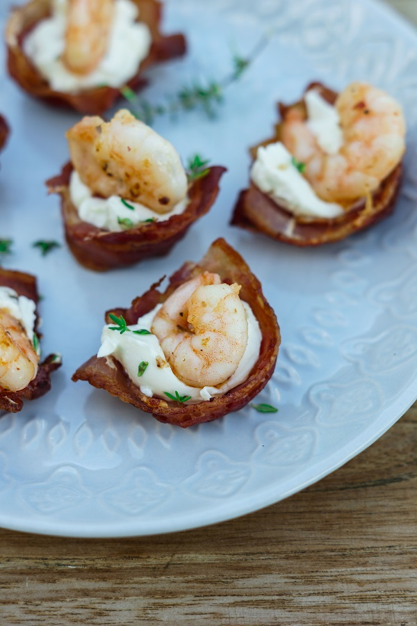 Bacon Cups Shrimps_4_k