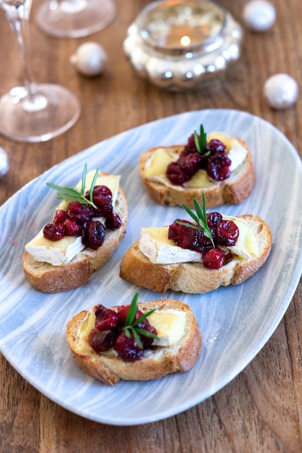 Crostini Camembert4.k