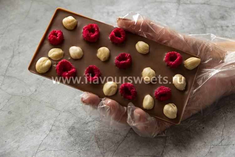 Темперирование шоколада результат фото