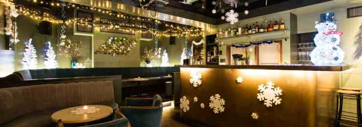 Christmas Venues London