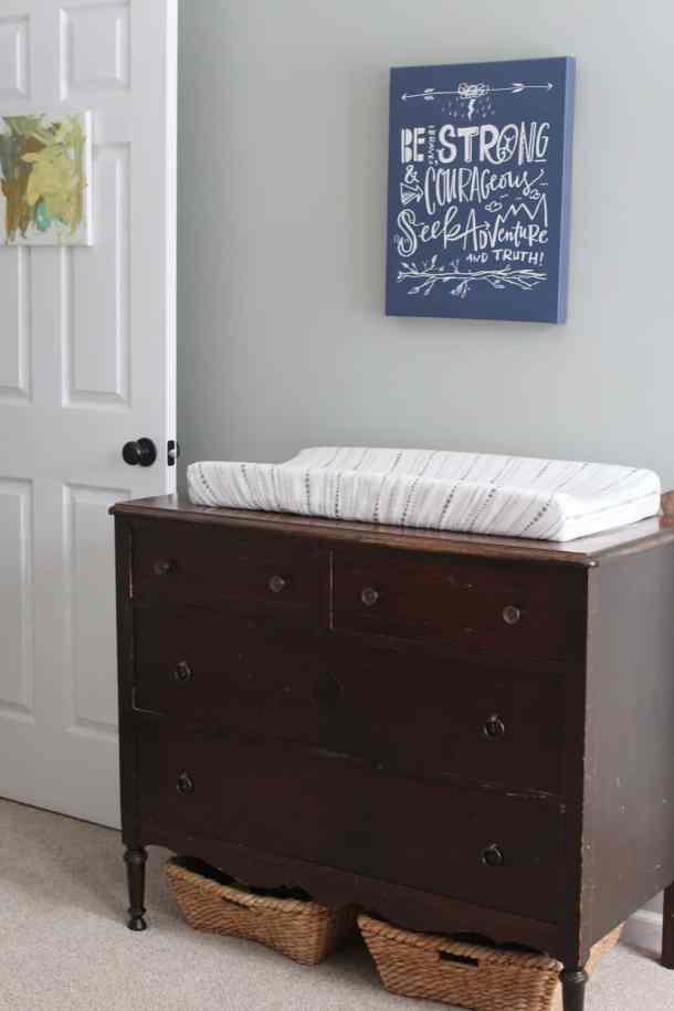 Dresser and Art