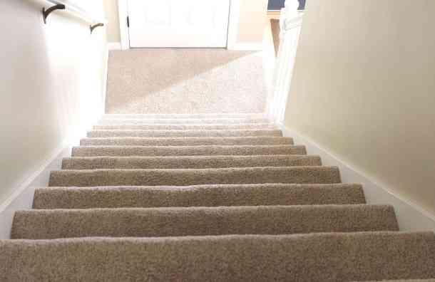 Wide Stairwell