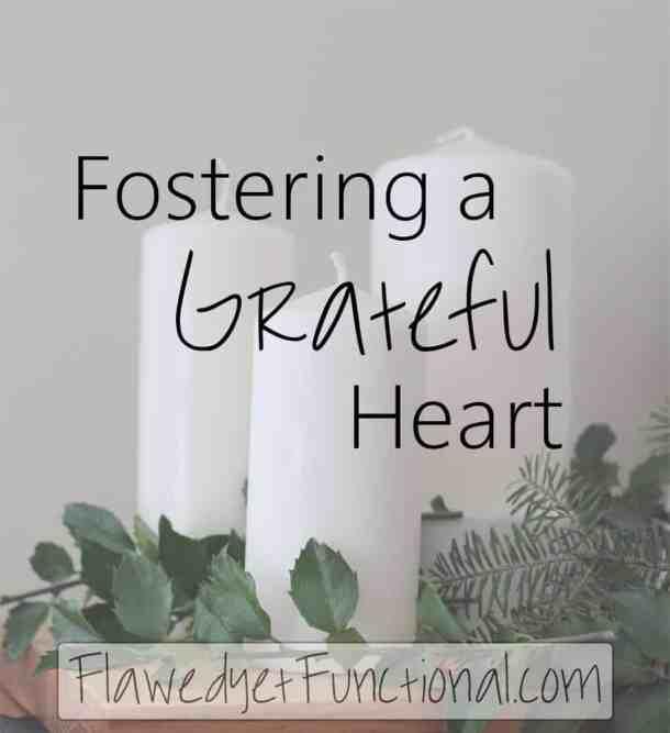 Gratefulness