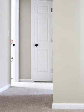 Bright Hallway
