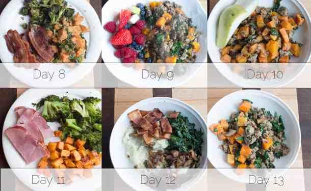 Week of AIP Breakfasts