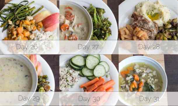 Autoimmune Protocol Lunch Week 5