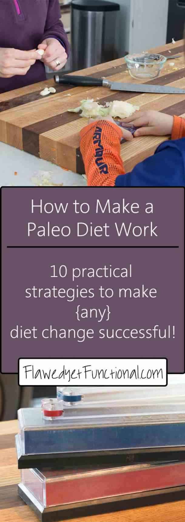 Paleo strategies
