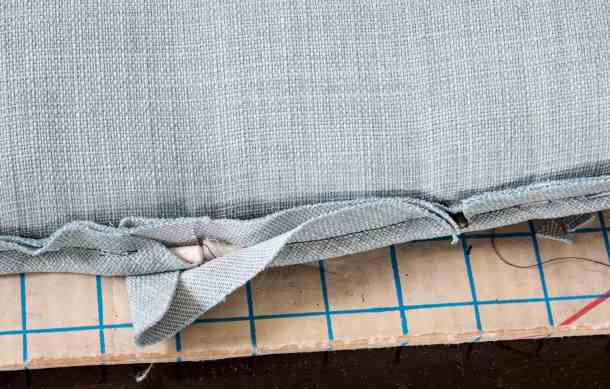 How to Make Welting Seam