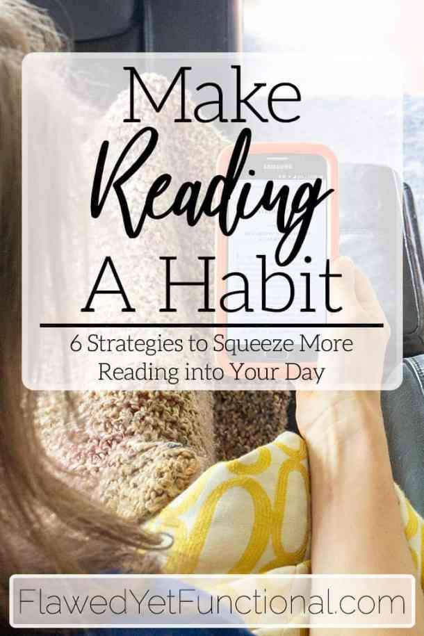 Make Reading a Habit Read More