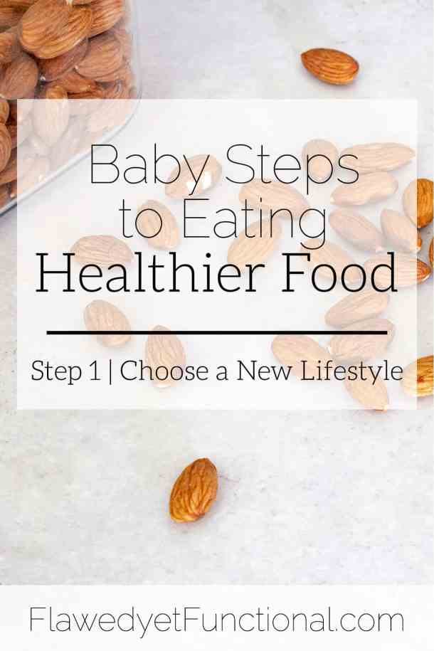 Eat Healthier Food with a New Lifestyle