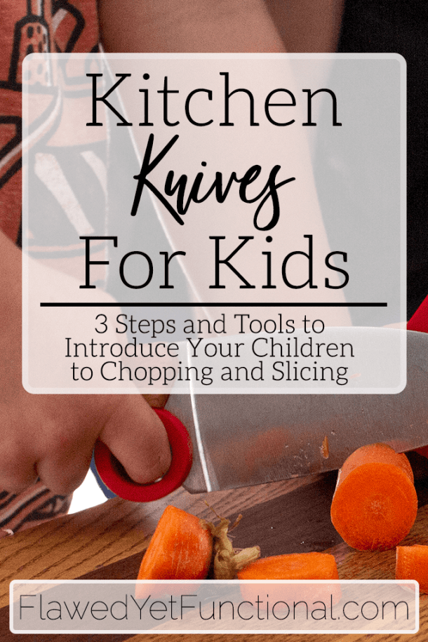 Kitchen Knives for Kids