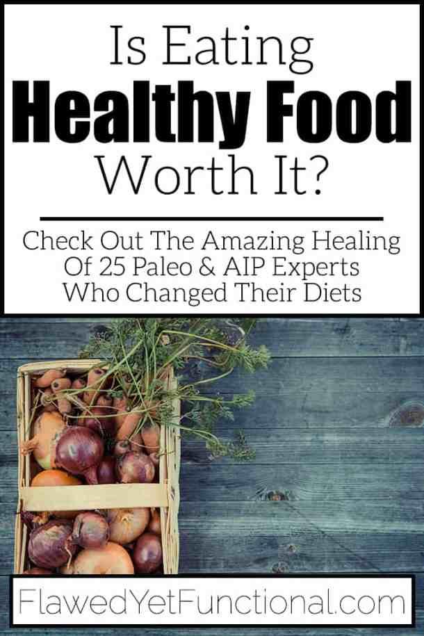 Benefits of Eating Healthy Food
