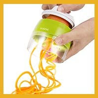 spiralizer cooking gifts for cooks