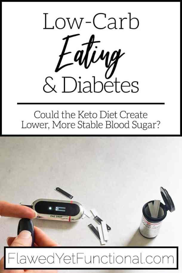Improve Diabetic Blood Sugar Keto