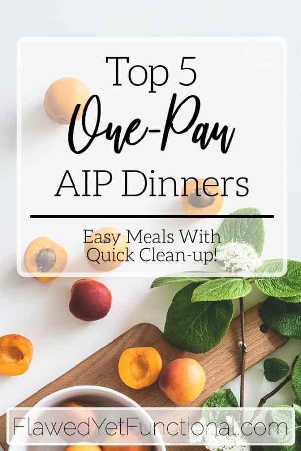 easy aip dinner recipes