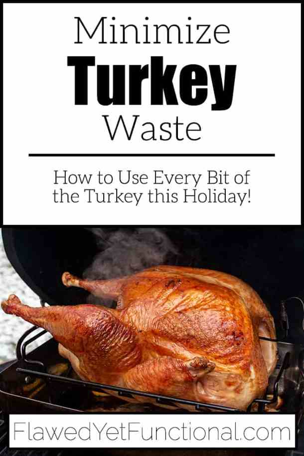 Use the Whole Turkey Carcass