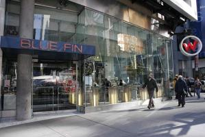 Blue Fin Restaurant New York
