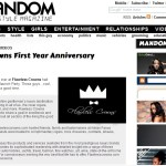 Flawless Crowns Featured On Mandom Magazine